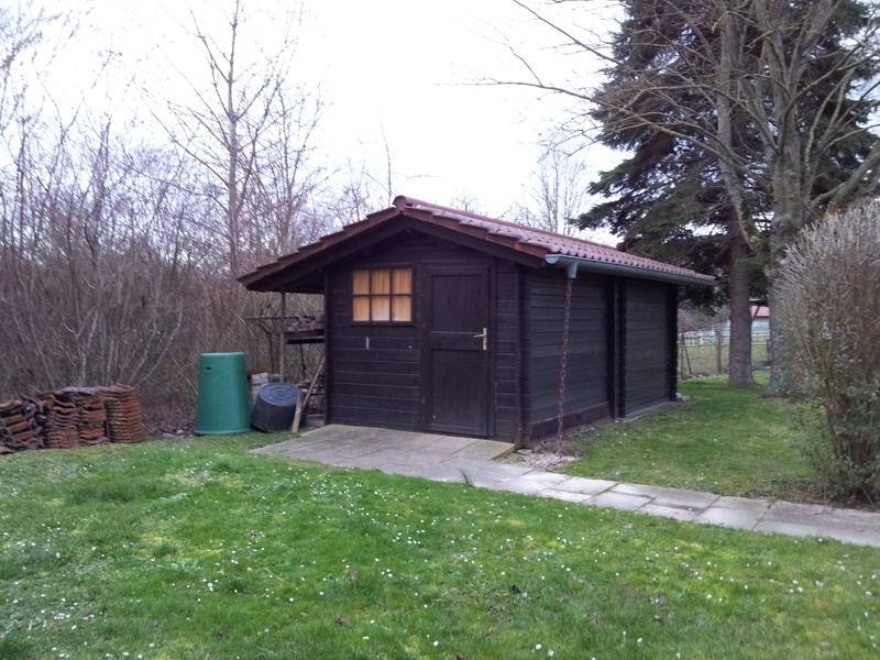 Gerätehütte